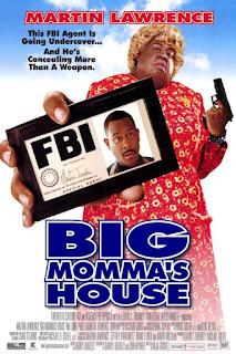 Big Momma's House (2000) บิ๊กมาม่า เอฟบีไอ ต่อมหลุด