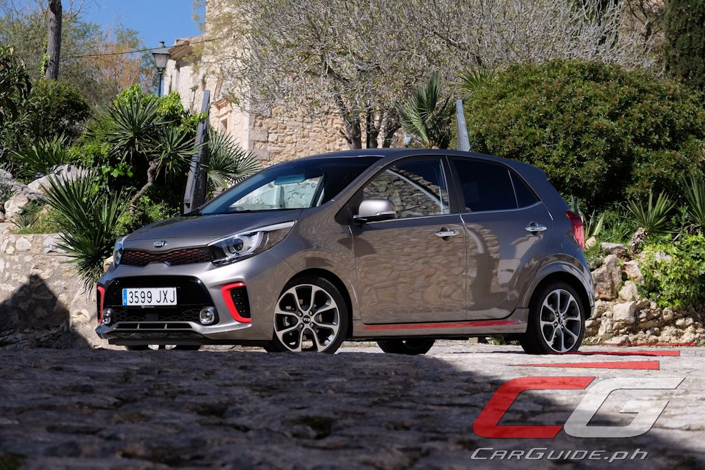 2018 kia picanto philippines. unique 2018 with a lengthened wheelbase the picanto can actually accommodate two  adults comfortably in back three tight squeeze and though knees will still  to 2018 kia picanto philippines e