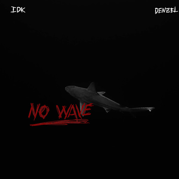 I.D.K. & Denzel Curry - No Wave - Single Cover