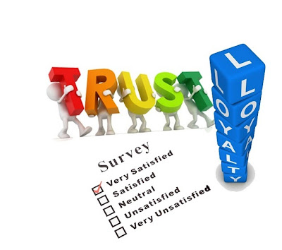 Earning customer trust