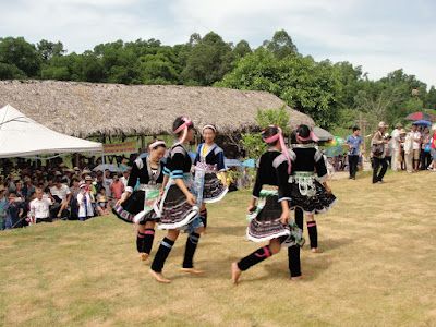 "Do you know ""Han Khuong"" Festival in Lai Chau ?"