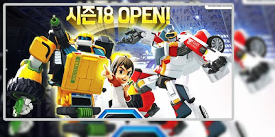 Super x Tobot Evolution Galaxy Battle mod terbaru