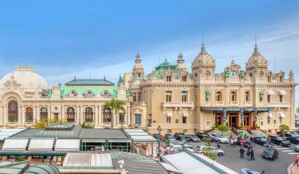 Hotel de Paris e Casino Monte Carlo