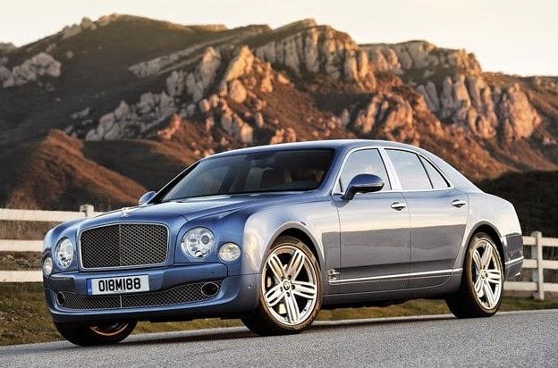 Gambar Mobil Termahal Di Dunia - Bentley Mulsanne