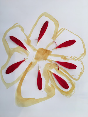 Keep Kids Busy with Wilting Petals Art - Practical Mom