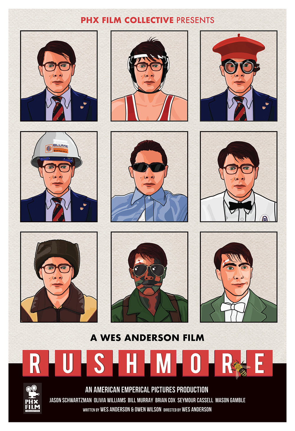 Rushmore 1998 Comic Book And Movie Reviews