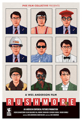 Rushmore - Alternate Poster