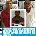 Policia Civil de Queimadas prende dois acusados de matar jovem no Bairro do Ligeiro