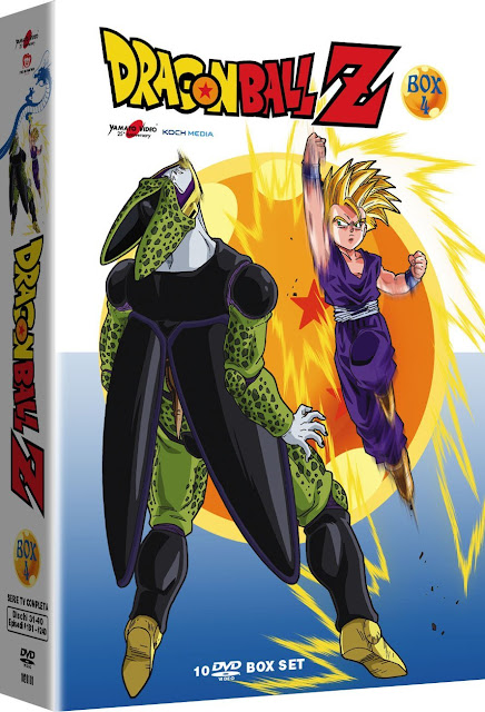 Dragon Ball Z Box DVD
