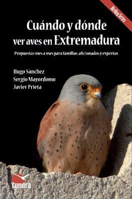 Cuándo y dónde ver aves en Extremadura