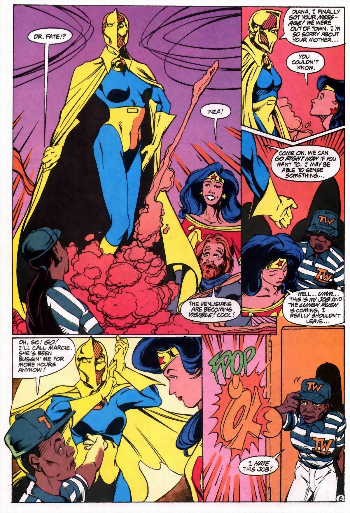Read online Wonder Woman (1987) comic -  Issue #76 - 7