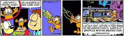 El Tipo De La Brocha La Muerte Del Gato Garfield