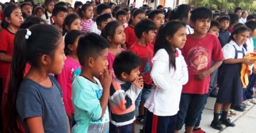 Colegios no deben obligar uso de uniforme ante emergencias por lluvias en la región Piura