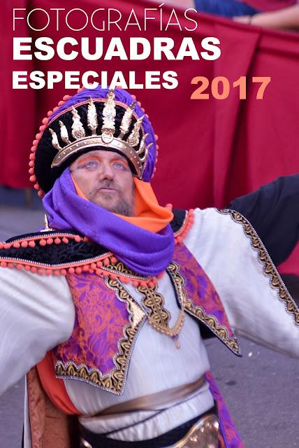 ESCUADRAS ESPECIALES