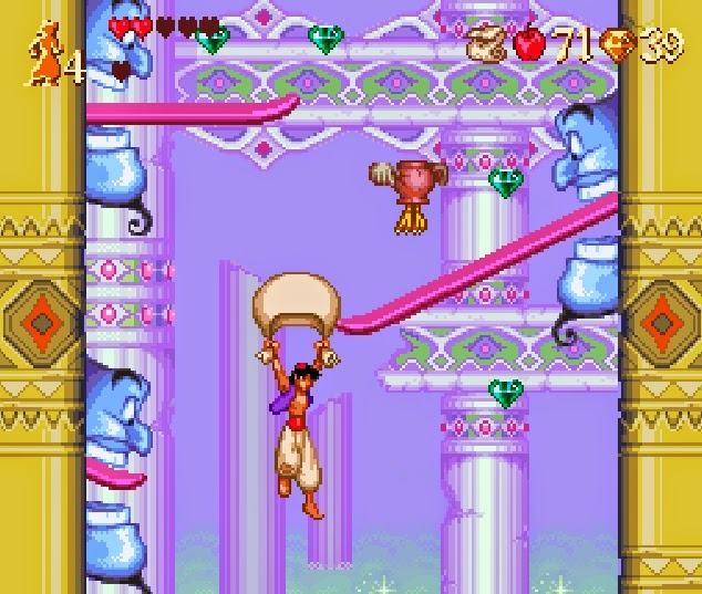 Boxed Pixels: Snes Review : Aladdin (Game 046)