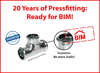 Raccorderie Metalliche (Racmet) Celebrate 20 Years with the launch of BIM - Are You Ready?