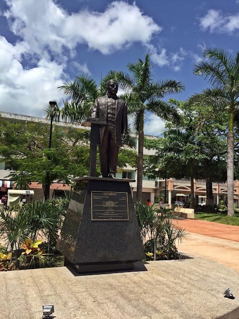 Estátua Benito Garcia