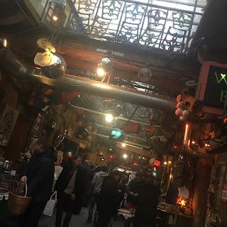 budapest hungary ruin pub farmers market travel blogger