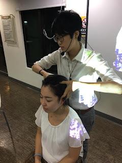 國際芳香療法師 精油香氛魔法師 花花課程活動