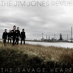 The Savage Heart album artwork
