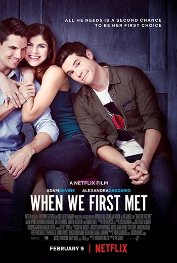 When We First Met 2018 English 720p WEB-DL 750MB ESubs