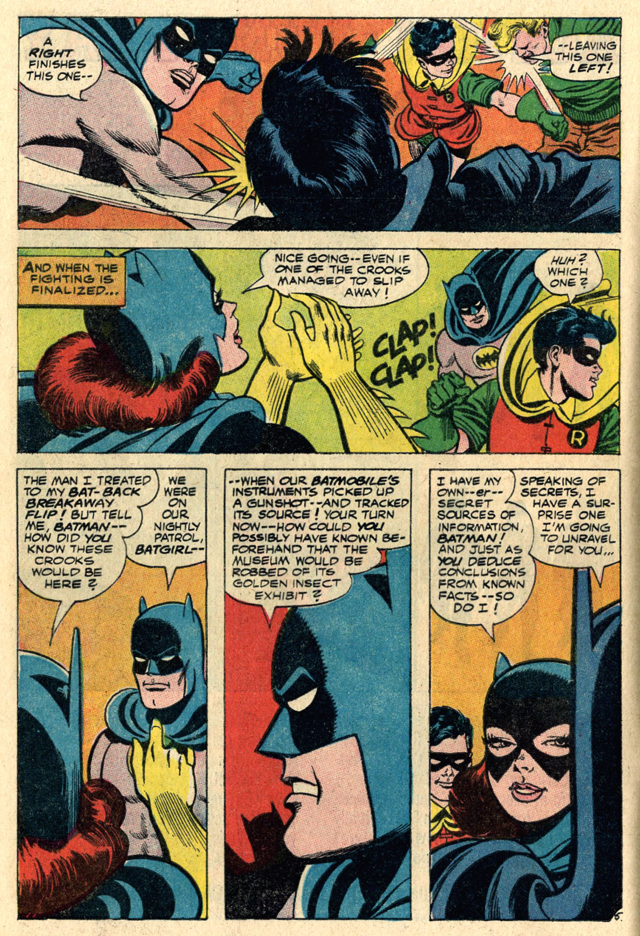 Detective Comics (1937) 363 Page 7
