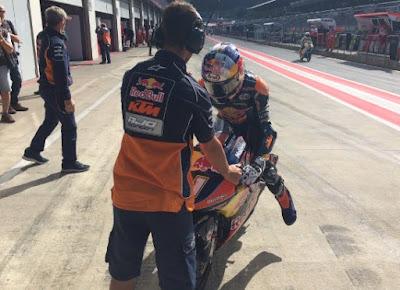 Hasil Lengkap Latihan Bebas 3 Moto3 Red Bull Ring, Austria 2016