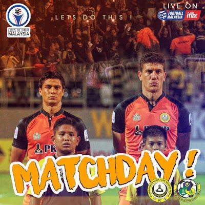 Live Streaming PKNP FC vs Kuala Lumpur Liga Super 30.3.2019