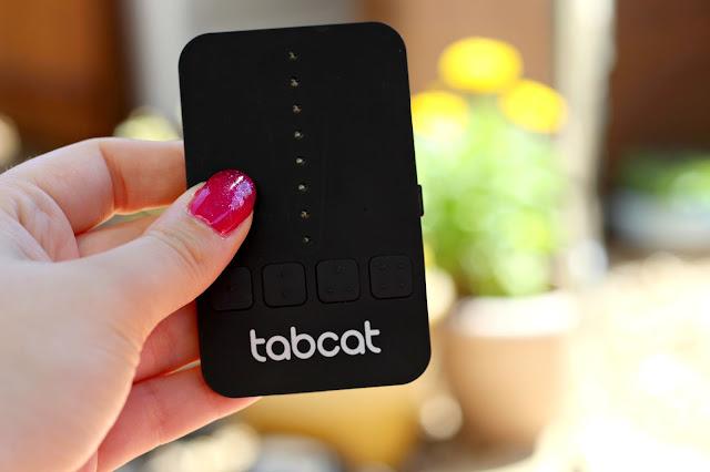 Tabcat Safe & Found