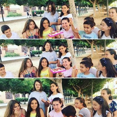turismo, abuelos, Alicante, cumpleaños, castillo de Alicante, El Campello, Hogueras, El Palmeral, Orla, La Almazara,