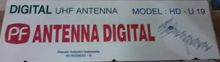 Antena digital HD U19