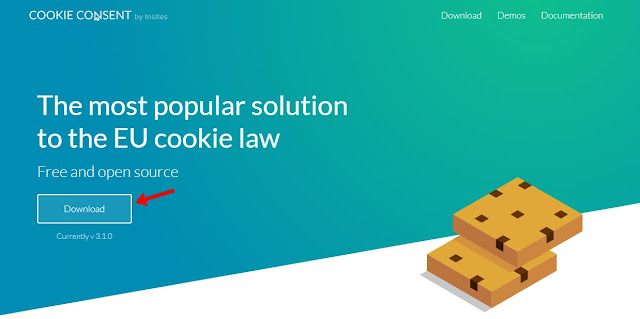 Membuat Notifikasi Cookies Pada Blog - Kored ID