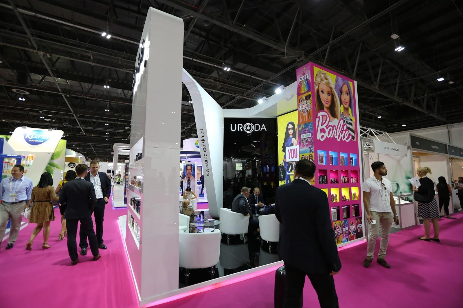 Beauty Expo Stands : The bold beautiful mindspirit beauty world