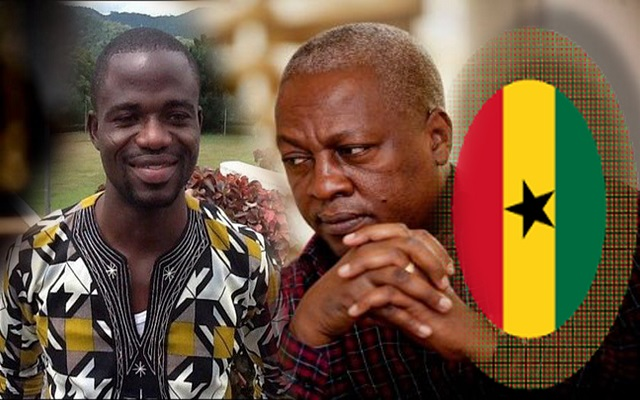 Manasseh Azure Exposed NDC & President Mahama [Video]
