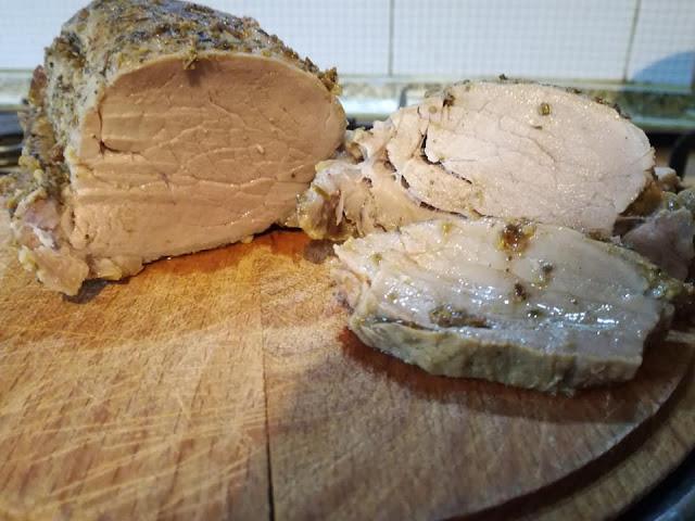 Taglio del filetto su tagliare