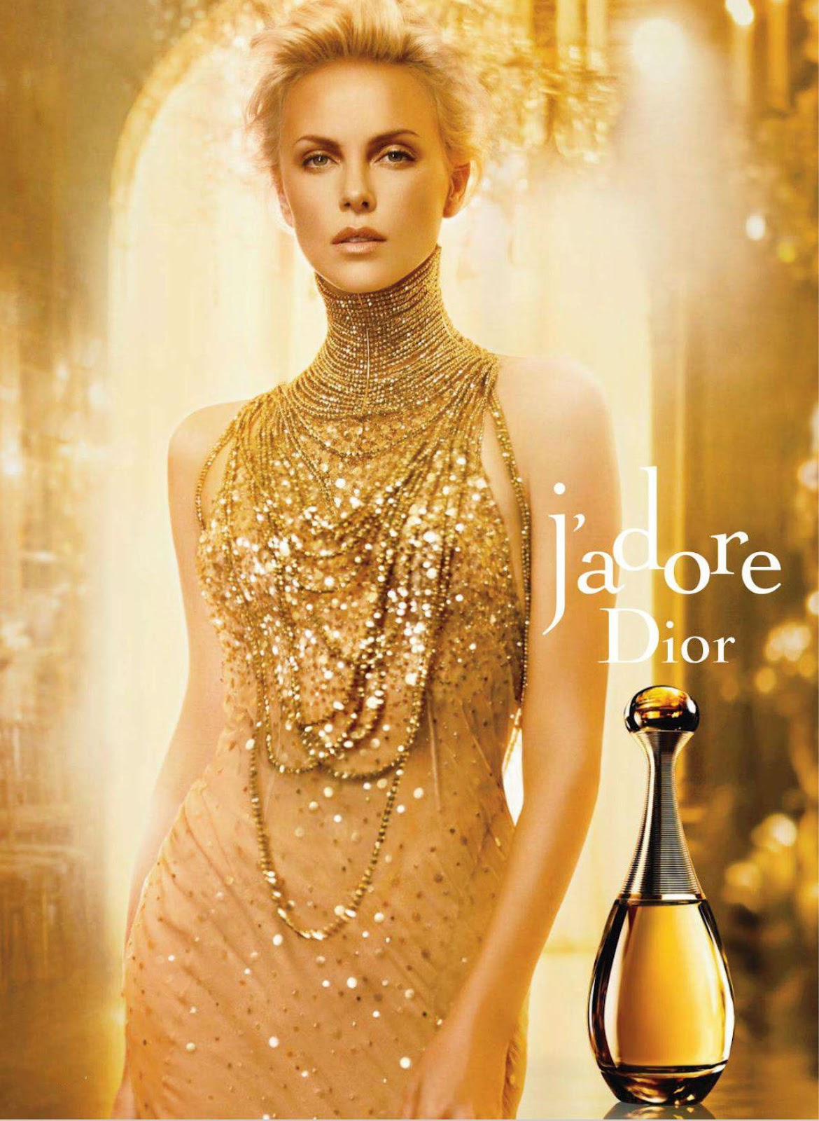 The Face of Beauty - Celebrity Fragrance: Charlize Theron