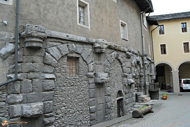 Aosta, cosa vedere, aosta in un giorno, itinerario ad aosta