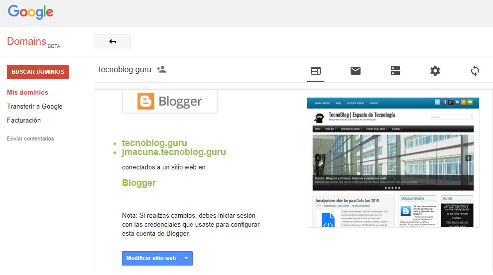 Google Domains - Tecnoblog.guru
