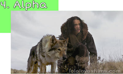 Alpha 2018 movie Kodi Smit-McPhee