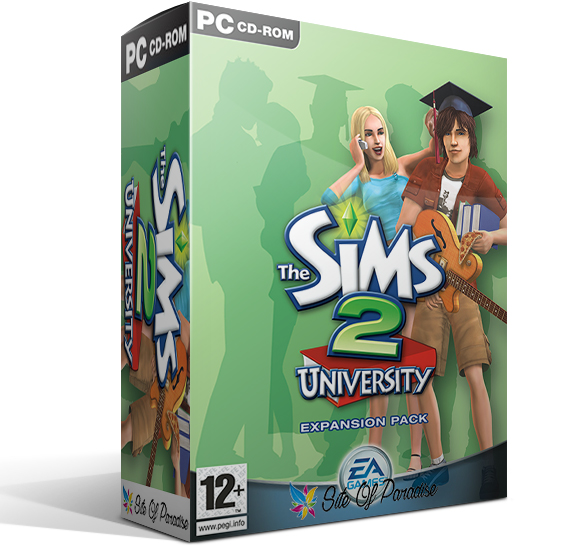 Download The Sims 2 University Iso
