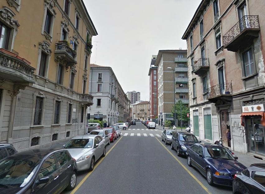 Urbanfile  Milano LIsola Ambientale di via Muratori