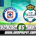 Ver juego Cruz azul vs Santos Laguna EN VIVO ONLINE 20/8/16 [TDN]