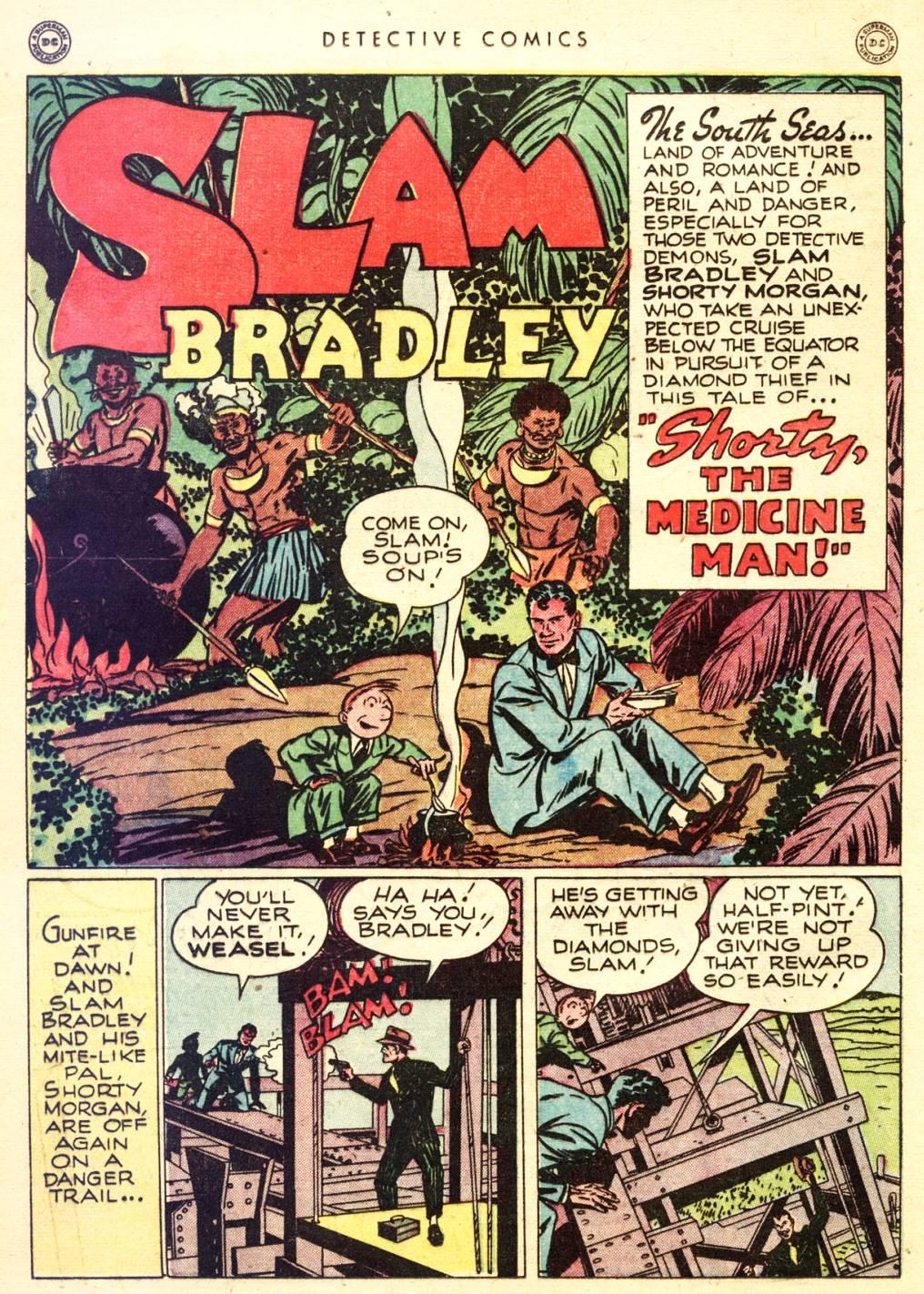 Read online Detective Comics (1937) comic -  Issue #128 - 24