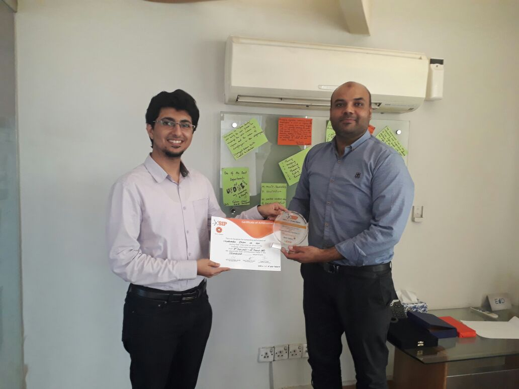 Ufone engages with young students via its Summer Internship