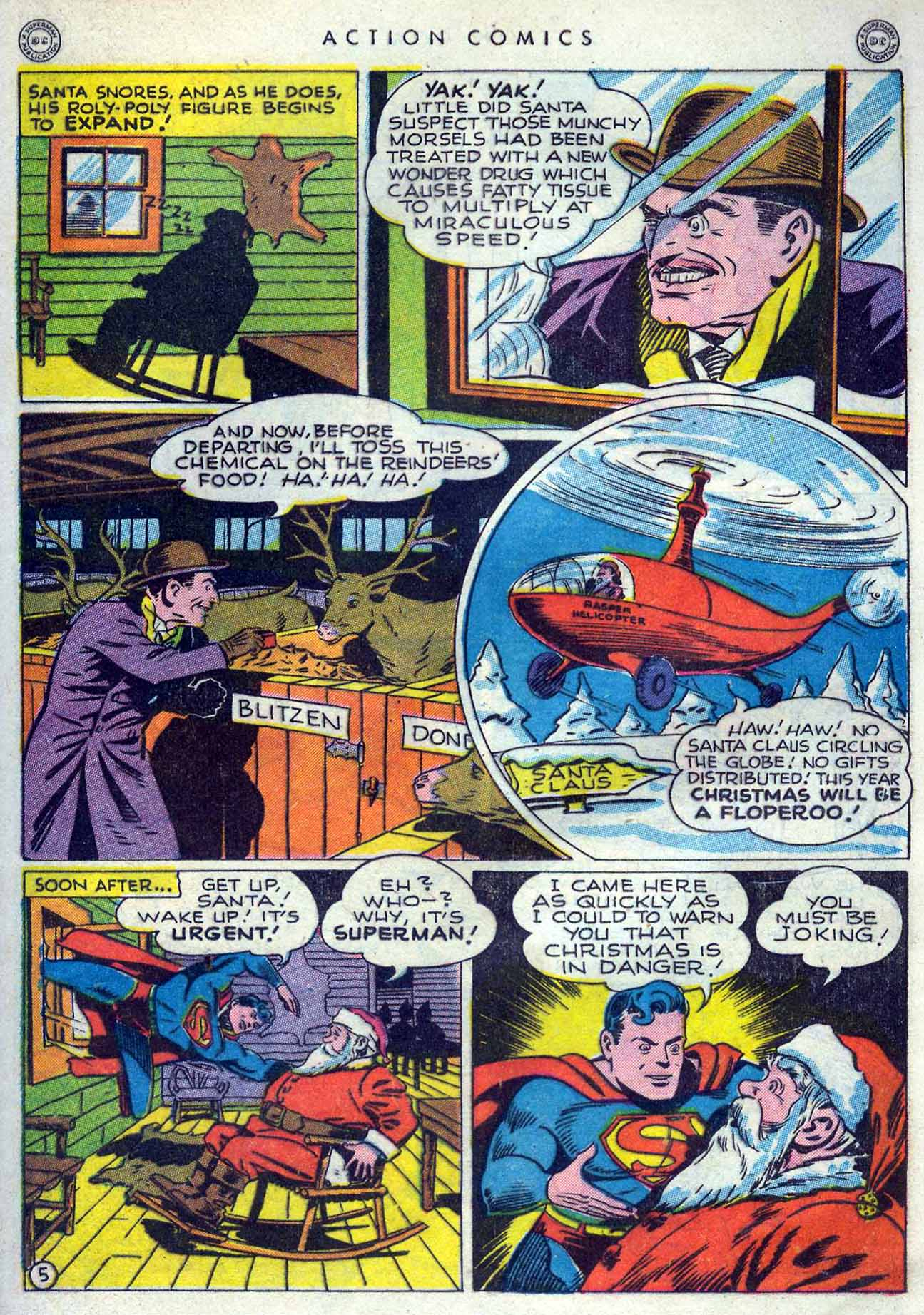 Read online Action Comics (1938) comic -  Issue #105 - 7