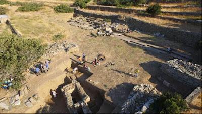 Άρχισαν και φέτος οι ανασκαφές στην Παλαιόπολη