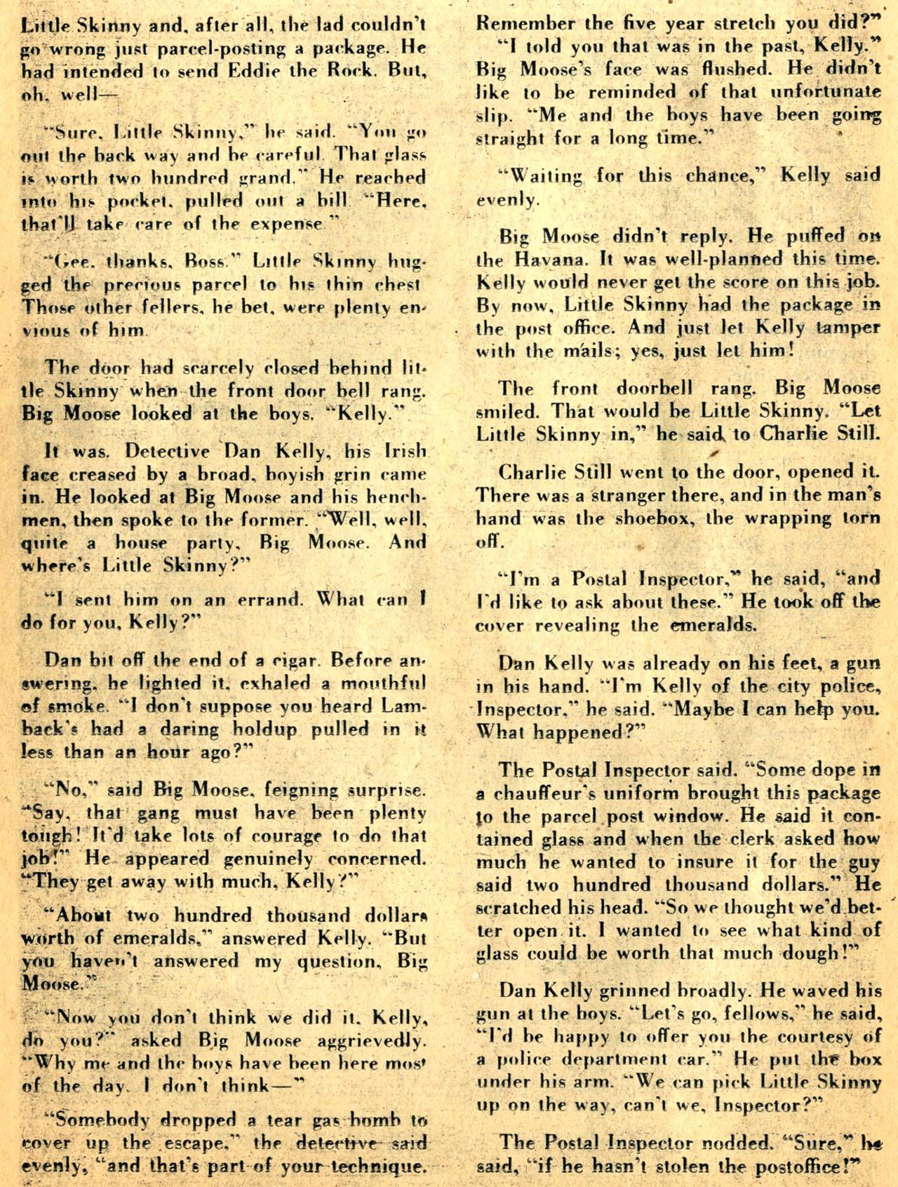 Read online Detective Comics (1937) comic -  Issue #117 - 38