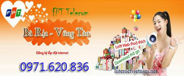 Lắp Mạng Internet FPT Thành Phố Bà Rịa