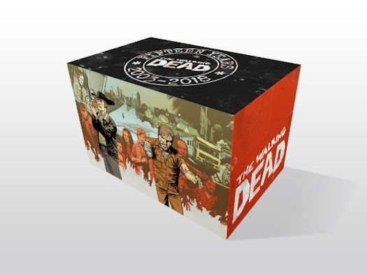 The Walking Dead 15th Anniversary Box Set
