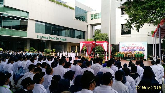 Peringatan Hari Kesehatan Nasional ke 54